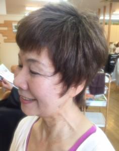 夏・ショートスタイル|幸町にある美容室sienne(ジェンヌ)