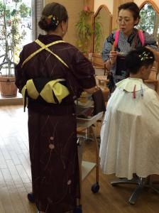 浴衣dayⅡ☆|幸町にある美容室sienne(ジェンヌ)